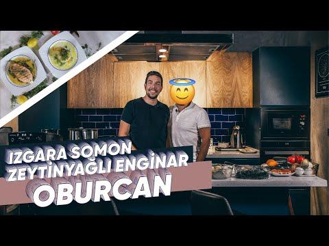 Burak ALKAN ile Gece Yemeleri : Izgara Somon ve Zeytinyağlı Enginar, Oburcan (Bölüm 7) | Osilicious |  Mp3 Download