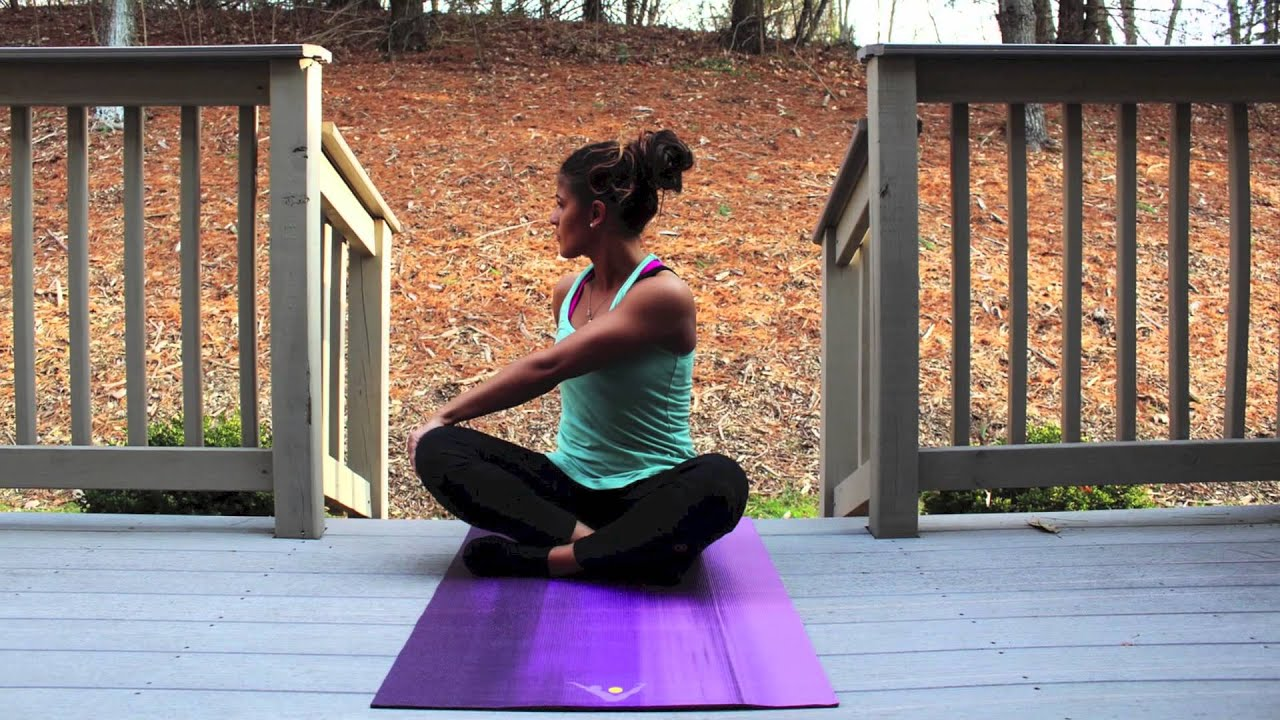 Aurorae Yoga  5 Yoga Poses To Help You Fall Asleep At Night