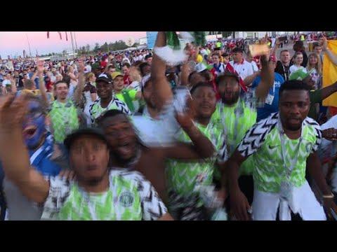 مونديال 2018: شباب نيجيريا يتفوقون على صلابة ايسلندا