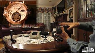 Opis i test zegarka Akribos XXIV AKR493RG Tourbillon. Wygląd, dokła...