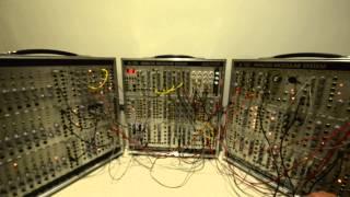 Doepfer A-100 modular improv