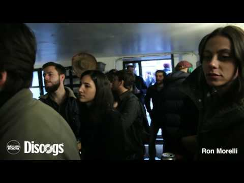 Ron Morelli Boiler Room Paris DJ Set