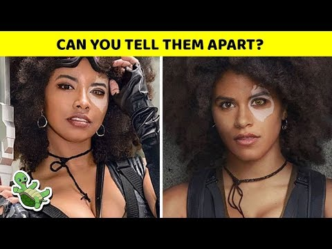 23 Year Old Cosplayer Can Turn Herself Into Literally Anyone