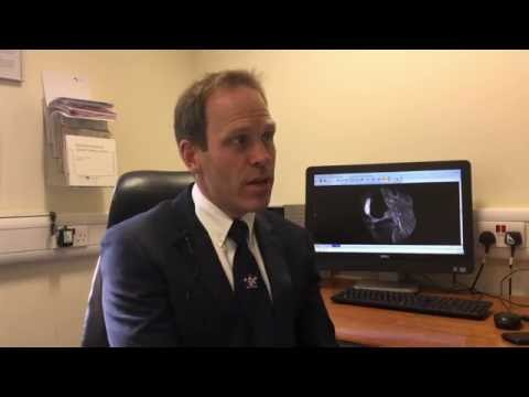 Parkside Hospital Consultant Orthopaedic Knee Surgeon Martin Goddard