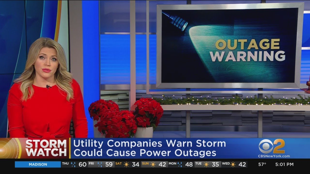 Widespread power outages following night of high winds, rain in ...
