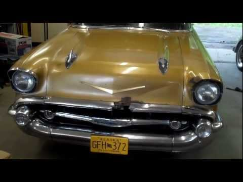 1957 Chevy Bel Air Project Update