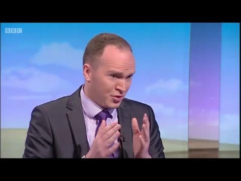 UKIP Wales candidate Samuel Gould debate highlights