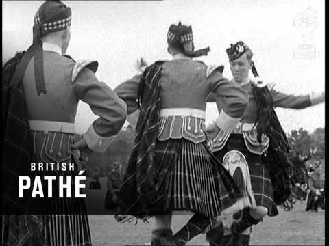 Berlin Sees A British Tattoo (1947)