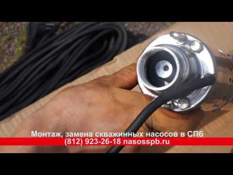 Винтовой скважинный насос UNIPUMP ECO VINT 3 обзор (EKO)