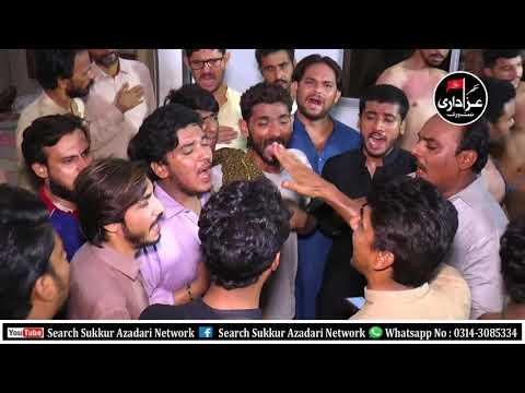 Pursa Matmi Sangat Dar-E-Hussain (A.S.) 28 Zulqad 1st August 2019_1440 Hijri Khairpur