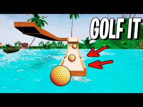 GOLF IT | ESTE MAPA SE CAE!
