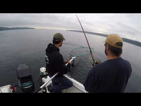 Elgin Fishing God's Tooth Spoons - Marine Area 9, WA - 8/17/2019