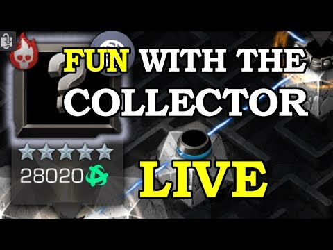 Act 5 Collector Fun | Marvel Contest of Champions Live Stream