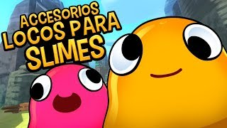 ACCESORIOS LOCOS PARA SLIMES ⭐️ Slime Rancher #34   iTownGamePlay