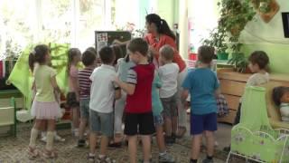 Открытое тематическое занятие в детском саду № 113
