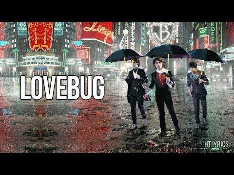Jonas Brothers - Lovebug (Lyrics) HD