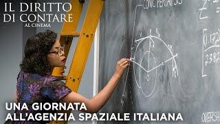 Una giornata all'Agenzia Spaziale Italiana | Il Diritto di Contare | 20th Century Fox [HD]
