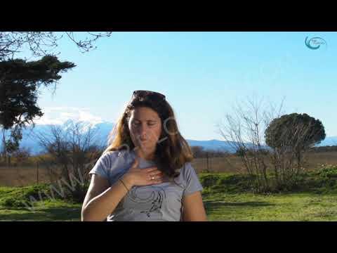 La Respiration Consciente Basique Full HD. FR with English Subtitles