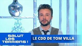 Tom Villa face à Naidra Ayadi , Oriane Deschamps, Philippe Etchebest et Jean-François Piège