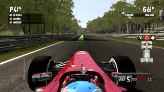 F1 2011 Gameplay Ita PC Gran Premio D