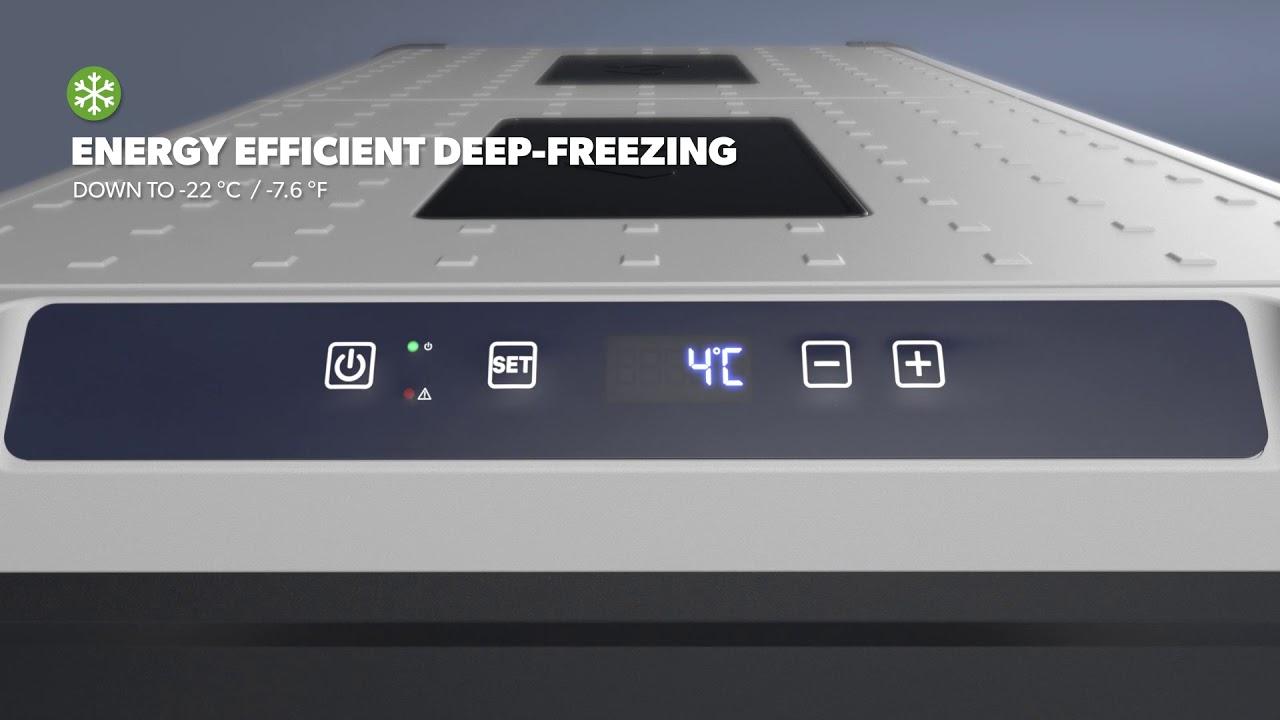 DOMETIC COOLFREEZE CFX 95 DZW Dual Zone Portable Fridge/Freezer
