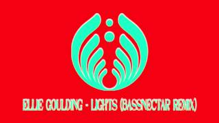 Ellie Goulding - Lights (Bassnectar Remix) BASS BOOST