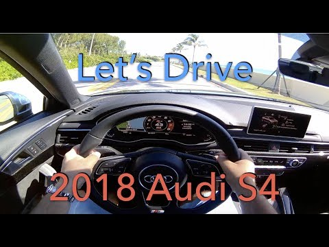 2018 Audi S4 /// Let's Drive /// - Palm Beach Island