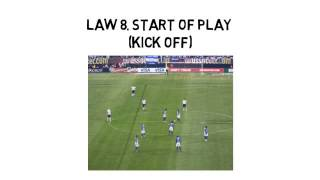 Soccer Rules: The basic rules of soccer for kids and adults.