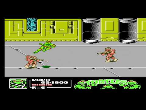 TMNT 3 The Manhattan Project Part 4: Spaceship: Where No Turtle Has Gone Before