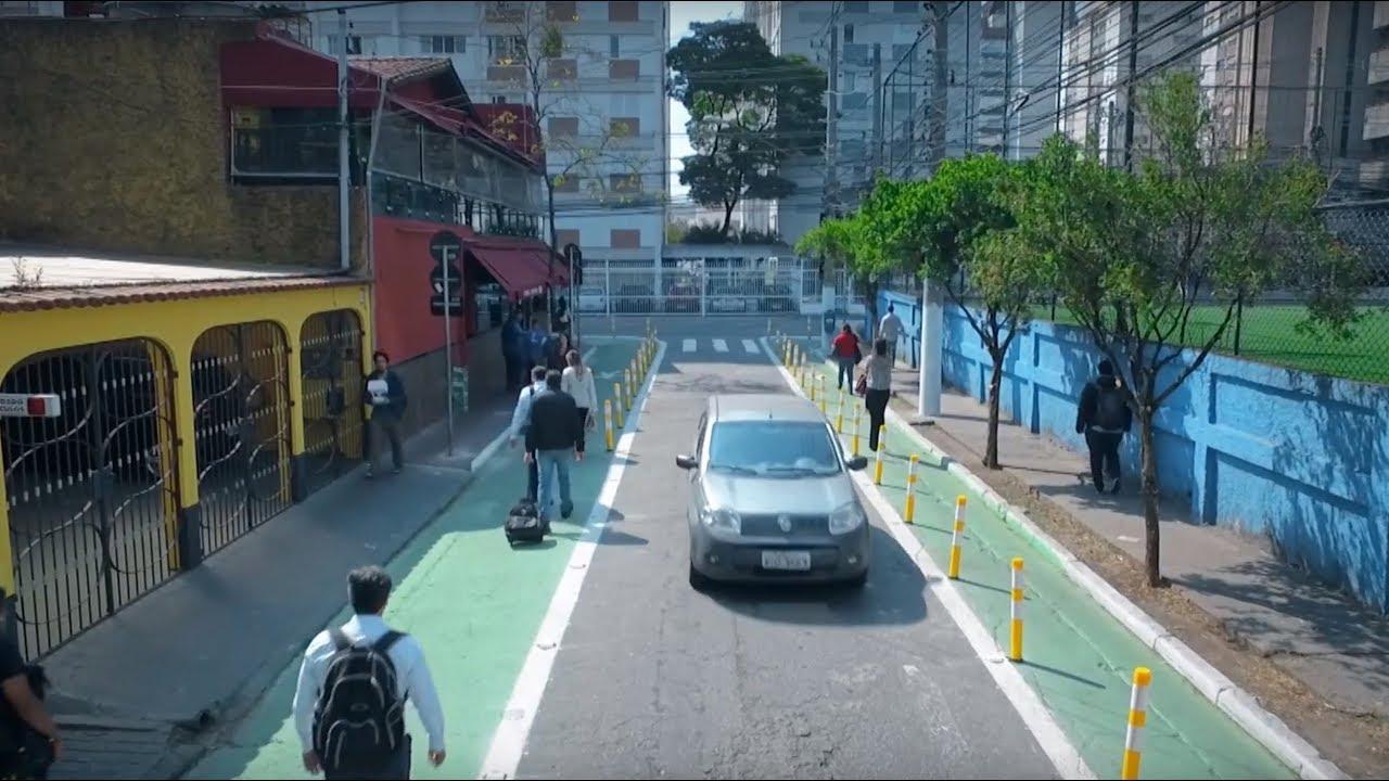 A transformação da rua Joel, Berrini