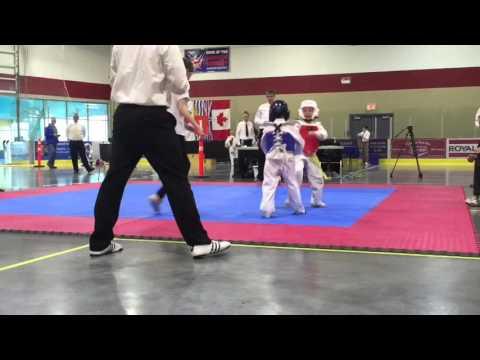 2016 Taekwondo Parksville Island Open