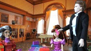 Золушка Мультфильм Куклы Disney Заколдованный принц и розовая туфелька, Мультики про принцесс