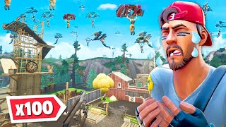 100 players say GOODBYE to Tilted Town... RIP!