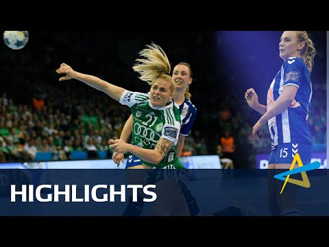Highlights | Györi Vs. Buducnost | Round 8 | Velux Ehf Champions League 2019/20