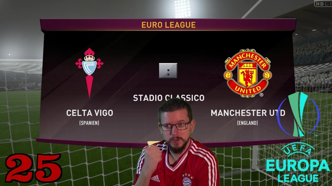 Image result for Celta vigo vs Man united