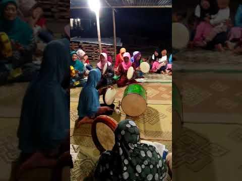 Sholawat Dan Berjanji Dengan Hadroh Ibu Ibu Ini Bikin Surprise