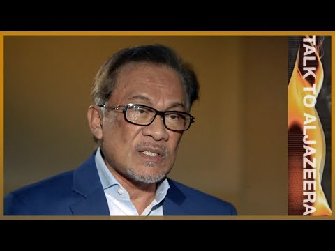 'Justice will prevail': Anwar Ibrahim on 1MDB scandal and Malaysia's future| Talk to Al Jazeera