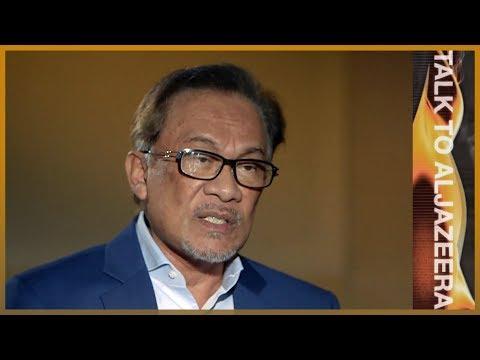 'Justice will prevail': Anwar Ibrahim on 1MDB scandal and Malaysia's future| Talk to Al Jazeera