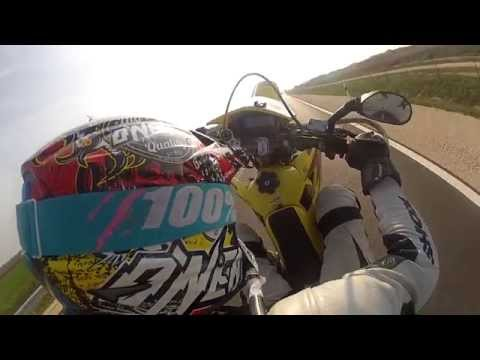 Totalbike - Technika - Eszi az olajat a Suzuki?