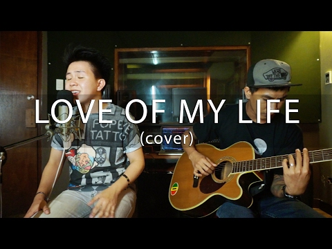 Love of My Life - South Border (acoustic cover) Karl Zarate