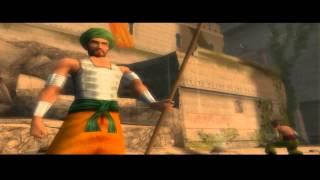 Principe de Persia Las Arenas del Tiempo - El Inicio PC Gameplay HD
