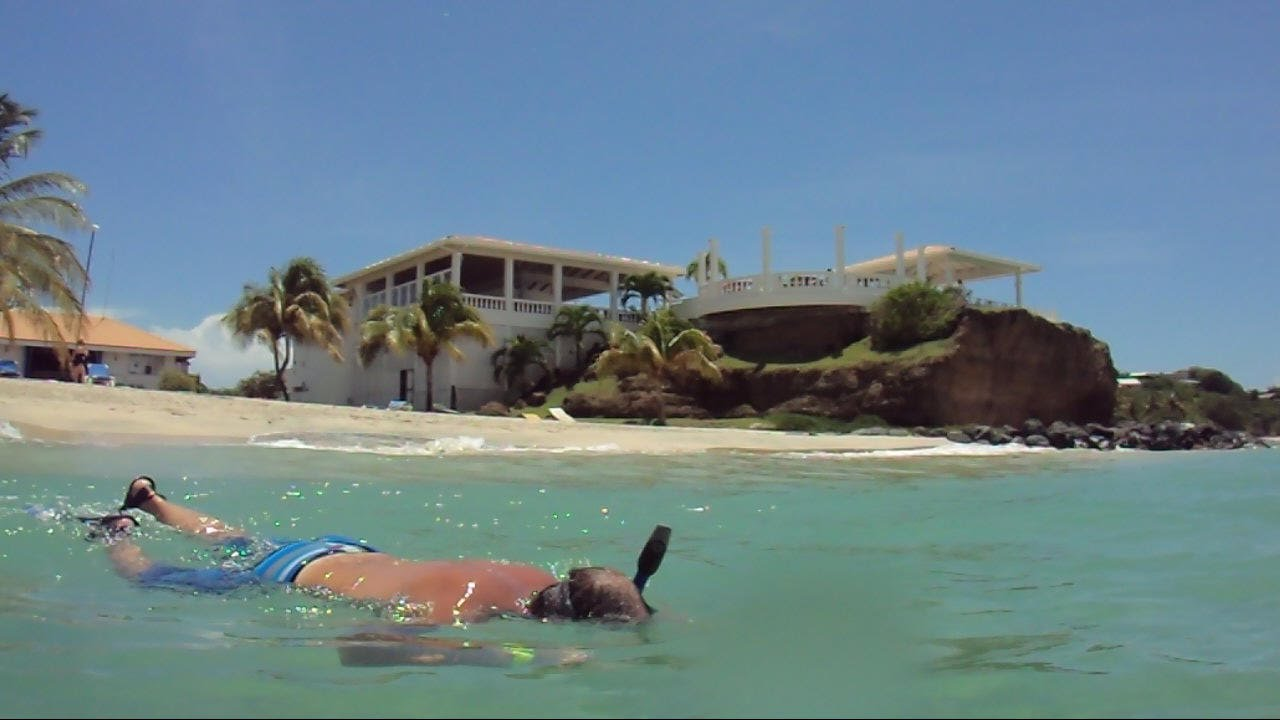 Grenada 5 Of 21 Grenadian By Rex Hotel Snorkeling Part 1