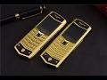 Vertu Ferrari v5 điện thoại sang chảnh với tính năng bluetooth call