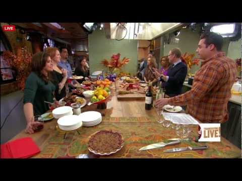 Food Network's Thanksgiving Live! 2012 Sizzle Reel