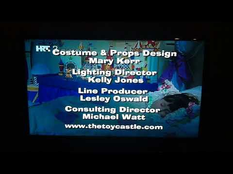 Toy Castle ending credits (2001)