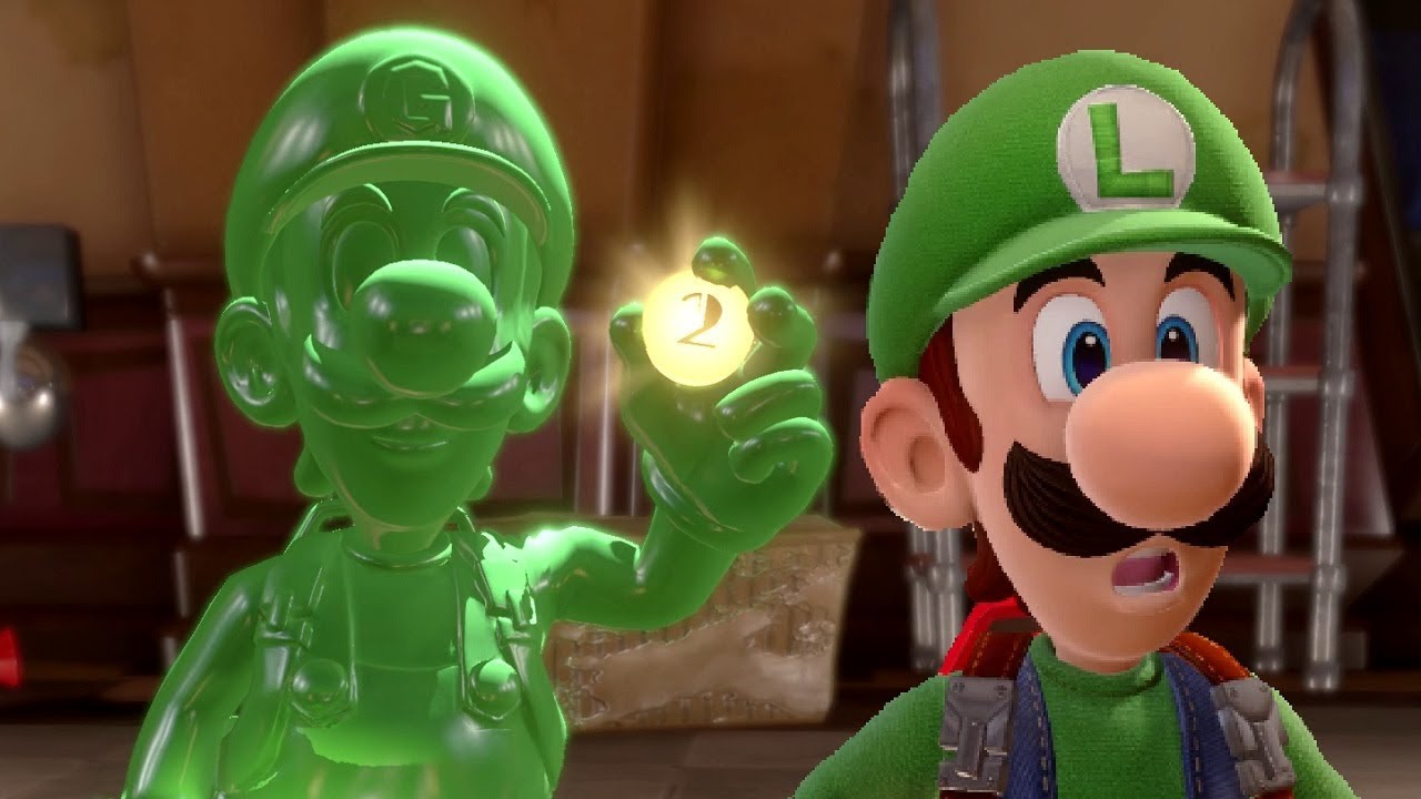 Luigi S Mansion 3 100 Walkthrough Part 3 Gooigi Vs Mall Cop