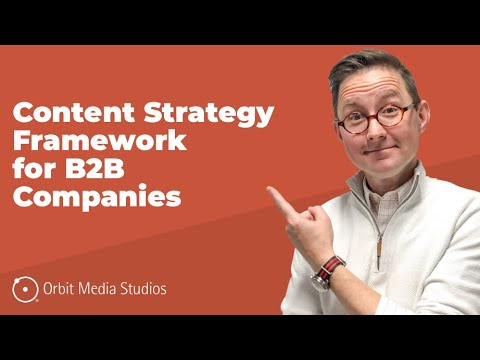 The Content Strategy Framework of the Top 1% of B2B Companies