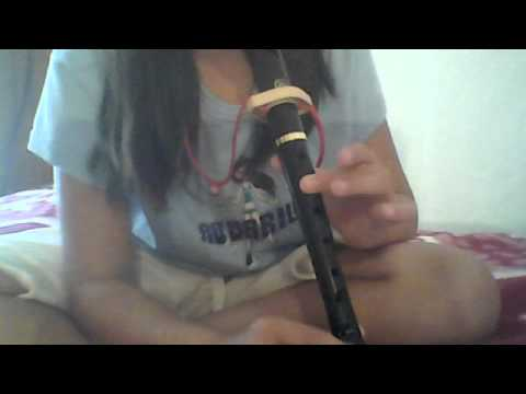 eight songs on the recorder for beginners - YouTube