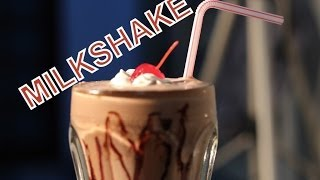 Milkshake de chocolate #10