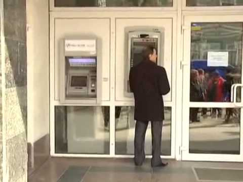 People still can not withdraw Money from Privat Bank Cards in Crimea